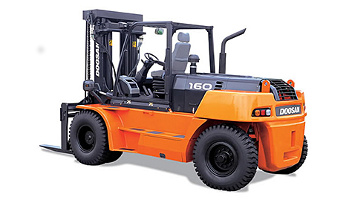 15,000 lbs. Cushion Tire Forklift Hartford