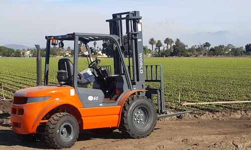 rough terrain forklift in Hartford