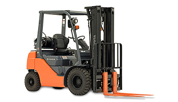 8,000 lbs. Cushion Tire Forklift Hartford